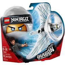 Lắp Ráp Xếp Hình Lego (loại mới) Con Quay Ninja Bela Cao Thủ Lốc Xoáy Có  Cánh