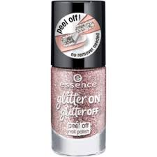 <b>Лак для ногтей</b> Essence <b>glitter</b> on <b>glitter</b> off peel off nail polish ...