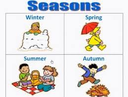 Season Chart Seasons Chart Seasons Chart Seasons Science Chart