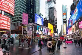 Times Square, New York City - Fotos ...
