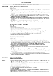 Project Controls Resume Examples Project Controls Resume Examples Resume For Study 38