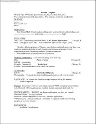 High School Student Resume Templates Microsoft Word High School Resume Template Word Novasatfmtk 33