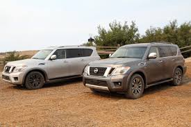 2017 Nissan Armada First Drive Review – First American Patrol ...