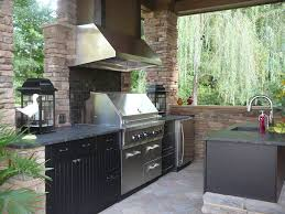 Modular Bbq Outdoor Kitchen Outdoor Kitchen Cabinets Modular