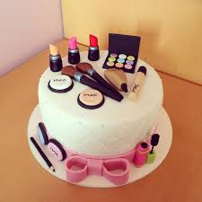 25 best ideas about mac cake on makeup cakes