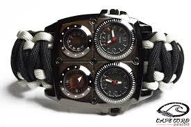 custom paracord watch aviator paracord watch mens custom 🔎zoom