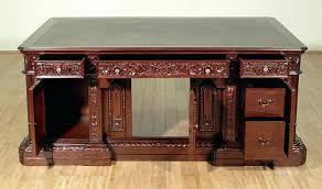 oval office desk replica. Walnut Presidential Oval Office Resolute Desk Replica Uk 0