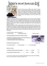 Kids. science reading comprehension worksheets high school: Esl ...