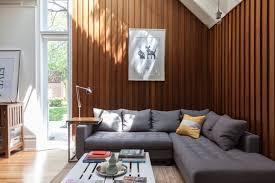 Elegant Habiller Ses Murs De Bois | Murs En Lambris Contemporain