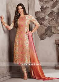 Designer Party Wear Churidar Dressline Party Wear Designer Salwar Suit