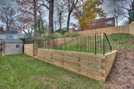 Small Picture Wood Retaining Wall Design Video And Photos Madlonsbigbear Coml