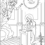 Our free coloring pages for adults and kids, range from star wars to mickey mouse. Rosary Coloring Pages Family In Feast And Feria