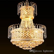 european style crystal chandeliers lights led pendant lamps for dinning room bedroom american vintage pendant chandelier lightings fixture flower chandelier