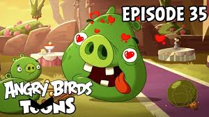 Angry Birds Toons | Love is in the Air - S1 Ep35 - YouTube