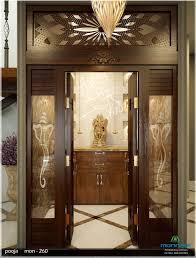 plywood pooja door designs buildmantra at best in india