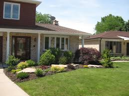 Landscape Designs Front Small House