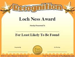 Funny Awards At Work Certificate Titles For Awards Naveshop Co