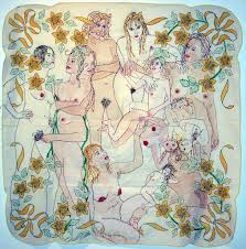 Look at me Thomas Rowlandson Erotic Art and innuendos.