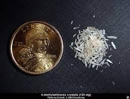 Erowid Chemicals Vaults : Images : 4 methylaminorex
