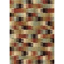 wichita multi 5 ft x 8 ft plush pile geometric indoor area rug