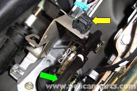 Bmw E46 Brake Warning Light Bmw E46 Brake Light Switch Replacement Bmw 325i 2001 2005