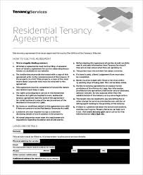 Sample Landlord Tenant Form - 5+ Free Documents In Pdf