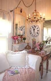 Good Beautiful Shabby Chic Living Room Decorating With Warm Glow Of Light
