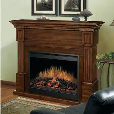full image for slater black electric fireplace mantel package dcf44b walnut mantels dimplex laa