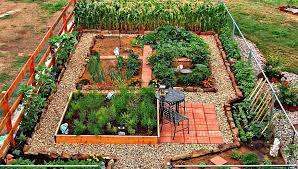 20 inspiring vegetable garden design
