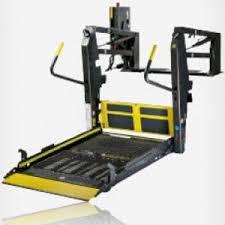commercial wheelchair lift. Braun Vista 2 Commercial Use Wheelchair Lift