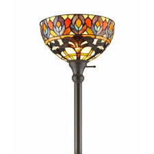 3 way floor lamp. Gooseneck Floor Lamp Torchiere Reading 3 Way Metal