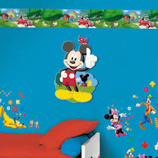 Mickey Mouse Bedroom Wallpaper Mickey Mouse Bedroom Wallpaper Uk Baby Wall