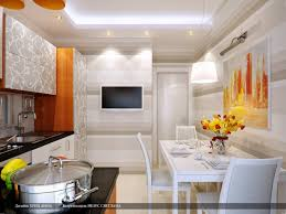 Tv In Kitchen Kitchen Dining Designs Inspiration And Ideas