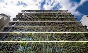 beautiful office buildings. \u201cCo-op Kyosai Plaza Integrates The Latest In Environmental Building  Systems, Making Most Of Lessons Learned After Earthquake.\u201d Beautiful Office Buildings O