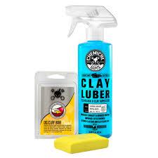 Og Clay Bar Luber Synthetic Lubricant Kit Light Medium Duty