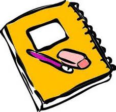pencil 20and 20book 20clipart