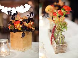 Rustic Vintage Wedding Decor Rustic Fall Wooden Box Wedding Centerpiece Vintage Bottle Wood