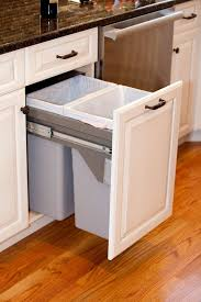 Kitchen Trash Can Ideas Unique Decorating