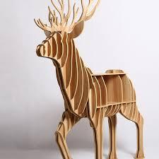mdf furniture design. 2016 christmas deer wood furniture decoration for home table storage europe fashion design art house mdf i
