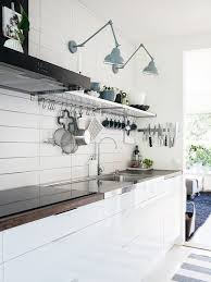 task lighting for kitchen. These Powdery Blue Task Lights Are Unexpected And Refreshing! They Look Fabulous In An Office Setting, But I Love Them Other Rooms. Kitchen Lighting For E