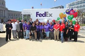 Mobile Kitchen Donated By Fedex Helps Salvation Army Comfort