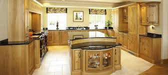 Bespoke Kitchens UK Oak Kitchen Country Kitchen Luxury Oak