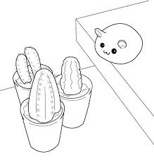 Small Picture Emejing Prickly Pear Cactus Coloring Page Photos Printable
