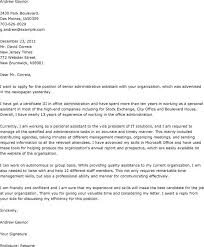 sample administrative assistant cover letters   kasoo resumetastic sample administrative assistant cover letters