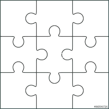Printable Jigsaw Puzzle Maker Giant Jigsaw Puzzle Template Good Pieces Photos Large Free