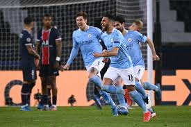 Man City faces PSG with eye on 1st-ever Champions League final