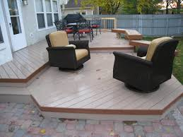 Composite Deck Materials Comparison Columbus Decks Porches And