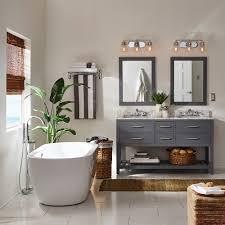 bathrooms. Coastal Getaway Bathroom Bathrooms The Home Depot