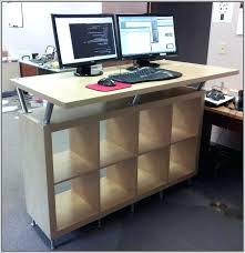 desk brilliant stand sit desk ikea stand up desk ikea fun home sogden stand up