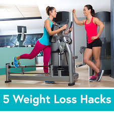 5 easy weight loss hacks
